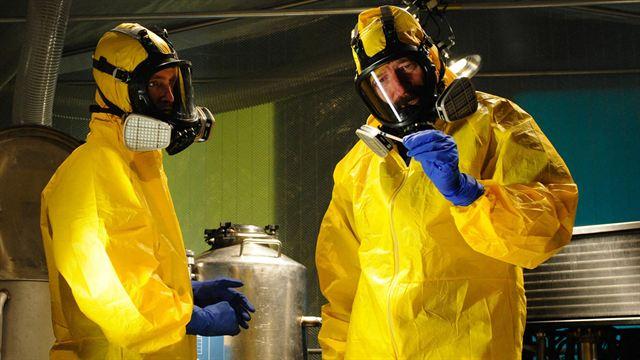 Bryan Cranston et Aaron Paul relancent les rumeurs de film — Breaking Bad