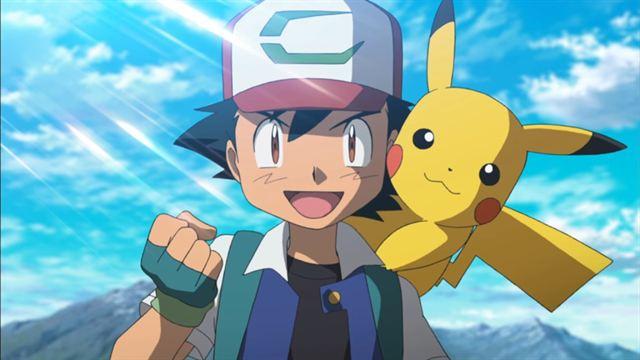 Pokémon Un Nouveau Film Danimation Attendu Pour 2020