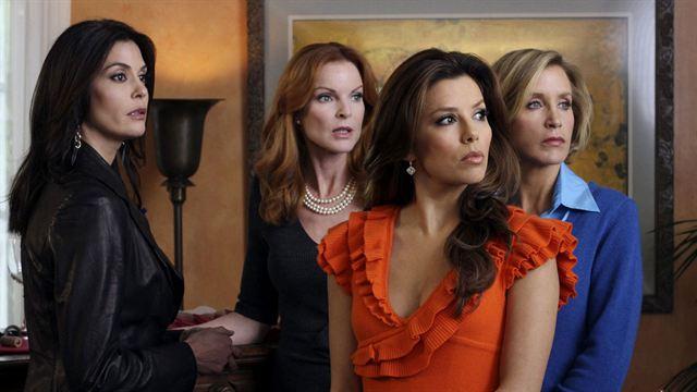 Eva Longoria révèle avoir été harcelée par une autre actrice — Desperate Housewives