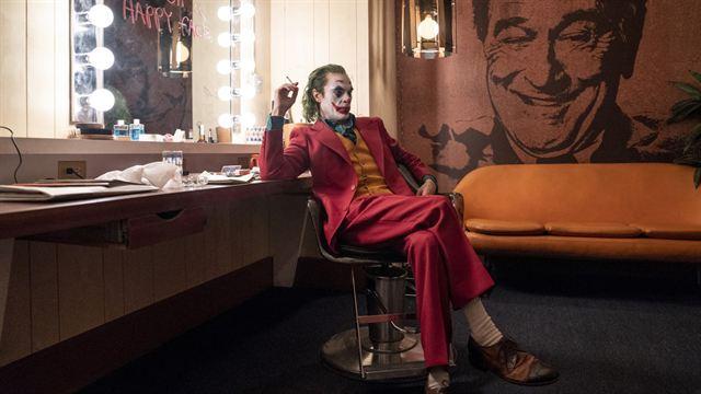 Quelles sont les scènes improvisées dans le film — Joker