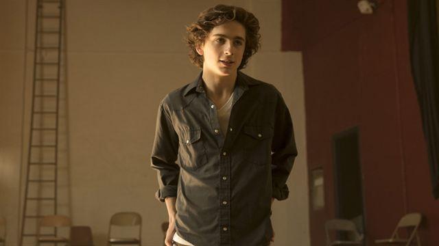Timothée Chalamet incarnera Bob Dylan au grand écran