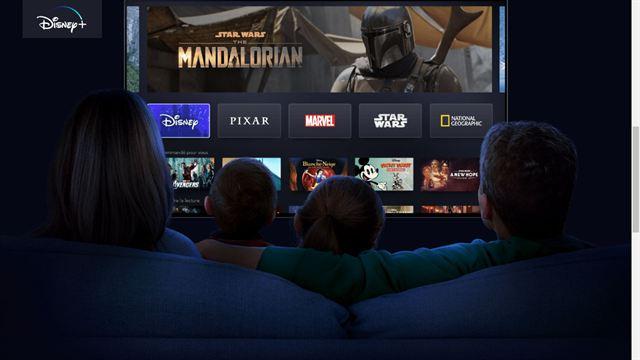 Un épisode par semaine pour The Mandalorian en France — Disney