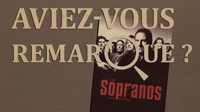 """Les petits détails des plus grandes séries : """"Aviez-vous remarqué ?"""" fait ses premiers pas dans la mafia avec Tony Soprano..."""