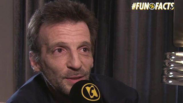 "Son tournage avec Spielberg, ses souvenirs de Robin Williams, son ""fucking"" documentaire : les Fun Facts deMathieu Kassovitz parMathieu Kassovitz."