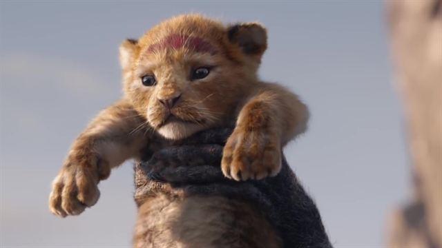Le Roi Lion Teaser VF