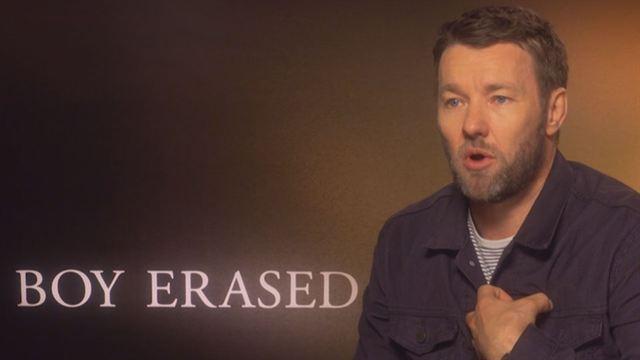 """Boy Erased est plus qu'un film LGBTQ"" selon Joel Edgerton"