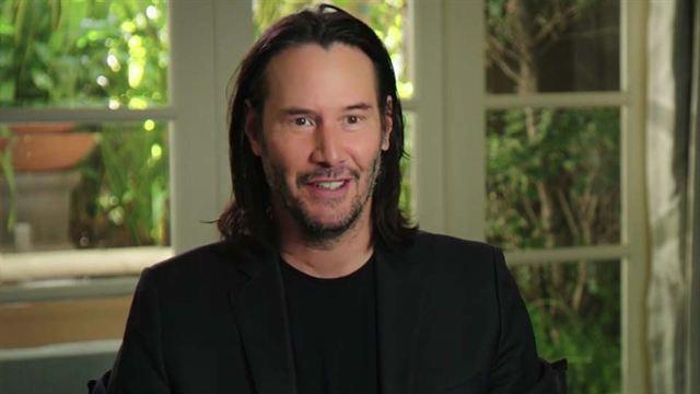 "John Wick Parabellum MAKING OF VO ""L'entraînement de Keanu Reeves"""