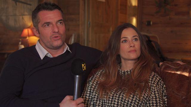 Mine de rien : rencontre avec Arnaud Ducret et Mélanie Bernier
