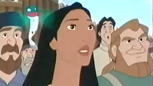 Pocahontas 2, un monde nouveau Bande-annonce VF