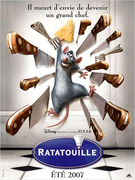 Ratatouille affiche