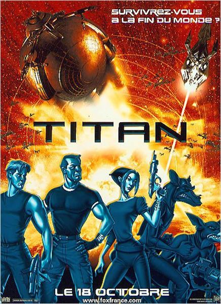 [MULTI] Titan A.E [DVDRiP] [FRENCH]