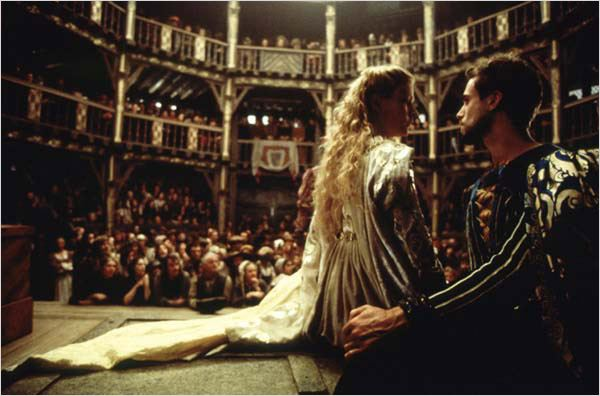 Shakespeare in Love : Photo Gwyneth Paltrow, Joseph Fiennes