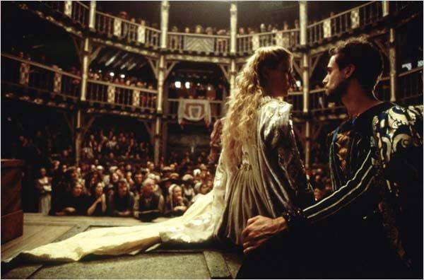 Shakespeare in Love : Photo Gwyneth Paltrow, Joseph Fiennes