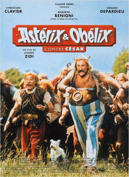 Astérix et Obélix contre César HQ affiche