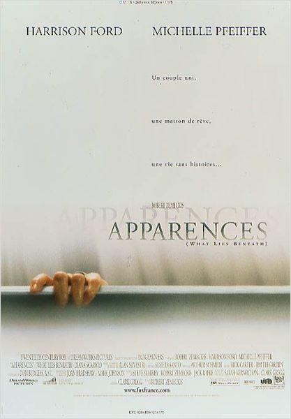 Apparences affiche