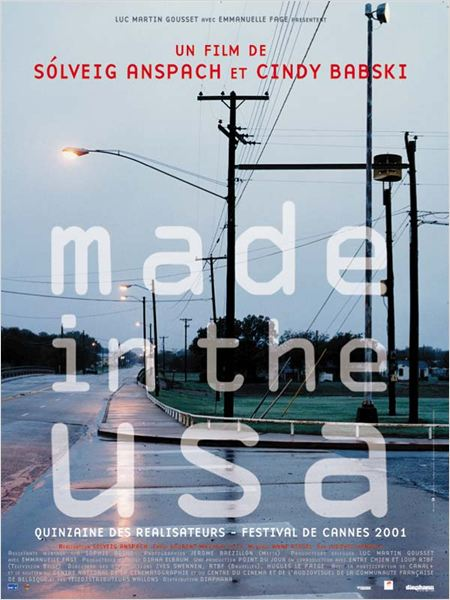 Made In The USA : affiche Solveig Anspach