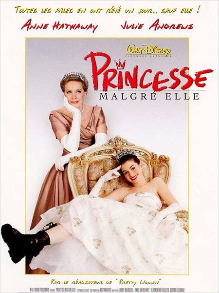 Princesse malgré elle : Affiche Garry Marshall