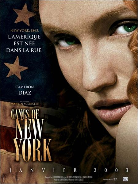 Gangs of New York : affiche