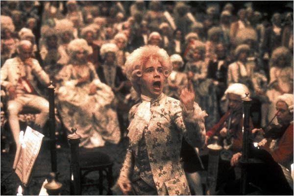 Amadeus : Photo Tom Hulce