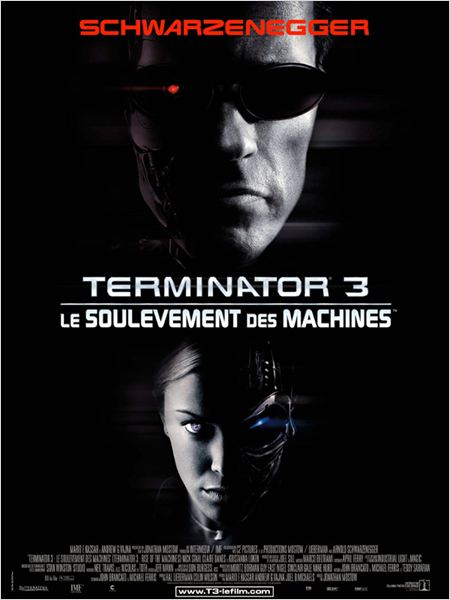 Terminator 3 : le Soul�vement des Machines MULTI PAL DVD-R AC-3 RLS@Boy
