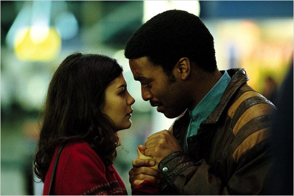 Dirty pretty things, loin de chez eux : Photo Audrey Tautou, Chiwetel Ejiofor