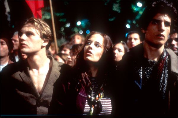 Innocents - The Dreamers : Photo Bernardo Bertolucci, Louis Garrel, Michael Pitt