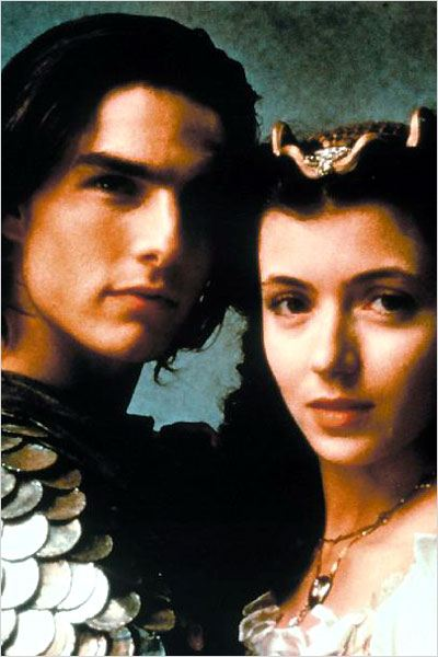 Legend : photo Mia Sara, Ridley Scott, Tom Cruise