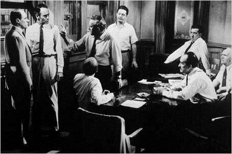 12 hommes en colère : Photo Henry Fonda, Sidney Lumet