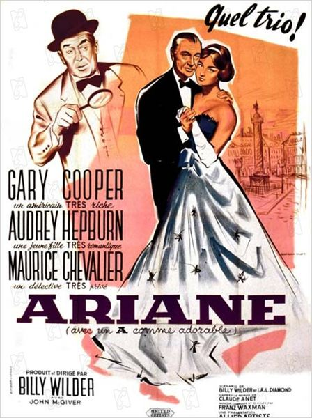 Ariane : Photo Billy Wilder