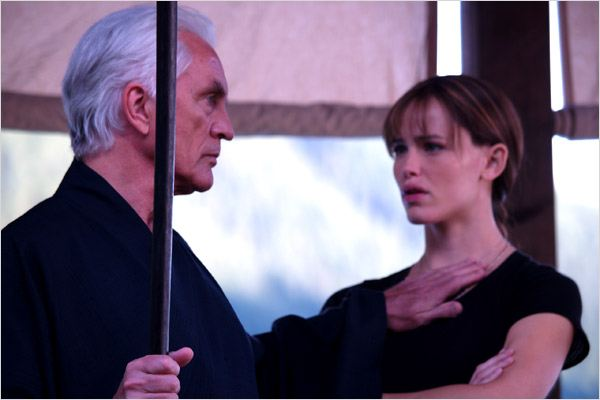 Elektra : Photo Jennifer Garner, Rob Bowman, Terence Stamp