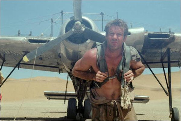 Le Vol du Phoenix : photo Dennis Quaid, John Moore