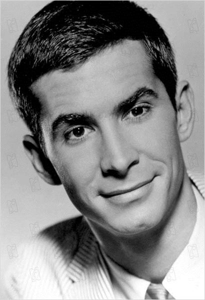 photo Anthony Perkins