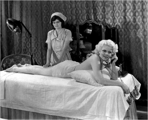 photo Jean Harlow