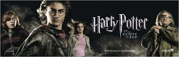 Harry potter et la coupe de feu affiche rupert grint allocin - Film harry potter et la coupe de feu ...