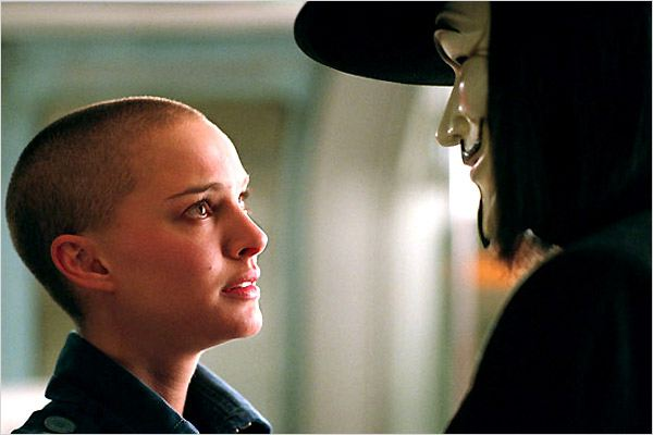 V pour Vendetta : Photo James McTeigue, Natalie Portman