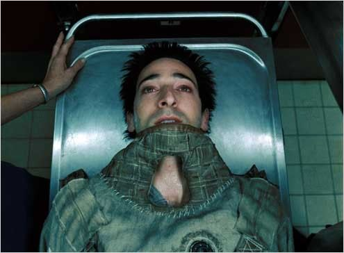 The Jacket : photo Adrien Brody, John Maybury