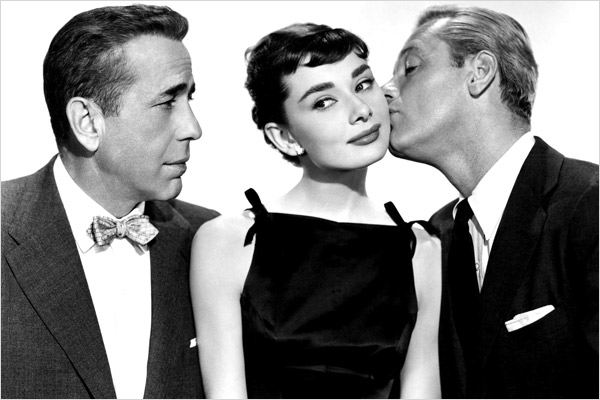 Sabrina : photo Audrey Hepburn, Billy Wilder, Humphrey Bogart, William Holden
