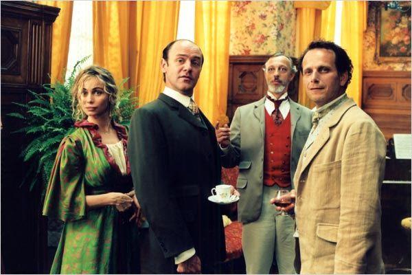 Un fil à la patte : Photo Charles Berling, Emmanuelle Béart, Jacques Bonnaffé, Michel Deville, Tom Novembre