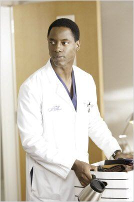 Grey's Anatomy : Photo Isaiah Washington