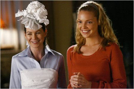 Grey's Anatomy : photo Ellen Pompeo, Katherine Heigl