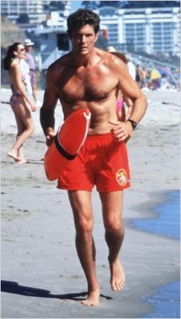 Alerte à Malibu : Photo David Hasselhoff