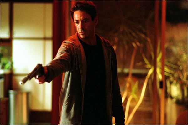 Kiss kiss, bang bang : Photo Robert Downey Jr., Shane Black