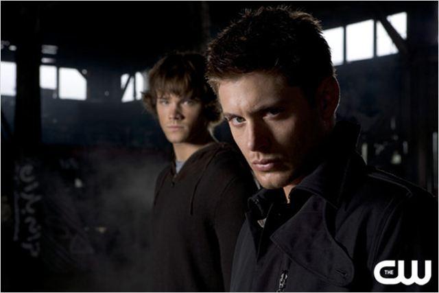Supernatural : Photo Jared Padalecki, Jensen Ackles