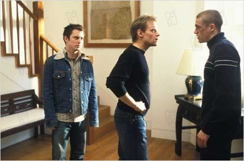 Hooligans : photo Charlie Hunnam, Elijah Wood, Lexi Alexander, Marc Warren
