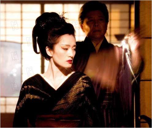 photo de gong li dans le m 233 moires d une geisha photo 26 sur 81 allocin 233