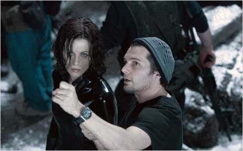 Underworld 2 - Evolution : photo Kate Beckinsale, Len Wiseman