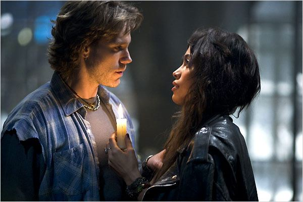 Rent : photo Adam Pascal, Chris Columbus, Rosario Dawson