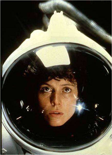 Alien, le huitième passager : photo Ridley Scott, Sigourney Weaver