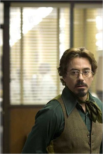 Zodiac : Photo Robert Downey Jr.