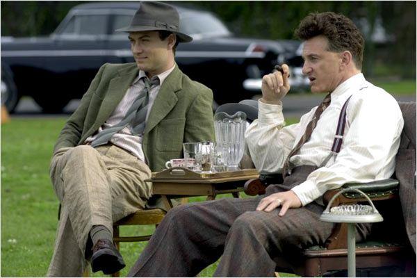 Les Fous du roi : Photo Jude Law, Sean Penn, Steven Zaillian